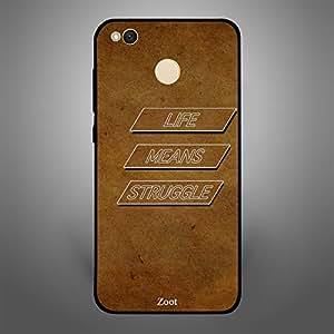 Xiaomi Redmi 4X Life means struggle