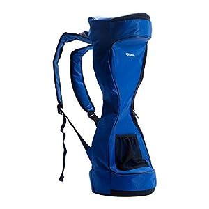 Eyourlife 6.5'' Waterproof Oxford Material Hoverboard Backpack Bag -Two Wheel Scooter Bag Portable Durable Scooter Handbag Storage Bag Blue