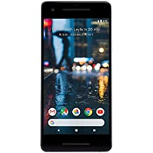 Google Pixel 2 GSM/CDMA Unlocked - US warranty (Clearly White, 64GB), 5 inch OLED Display, Fingerprint Scanner · Front Camera: 8 MP · Rear Camera: 12.2 MP · 4G LTE(Certified Refurbished)
