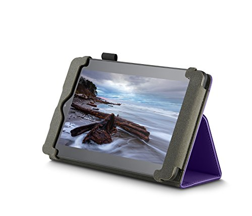 NuPro Fire Standing Case , Purple