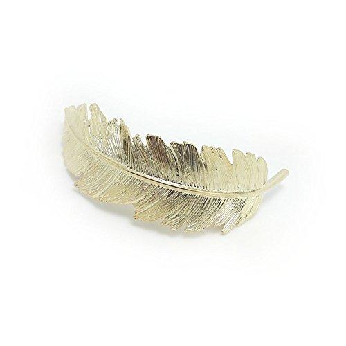 meilliwish-metal-leaves-wedding-women-girls-hair-clip-c33gold
