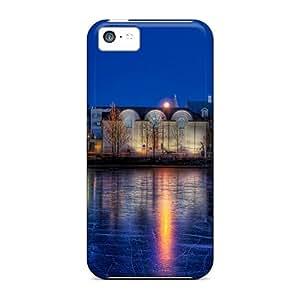 Excellent Design Reykjavik Islandiaiceland Case Cover For Iphone 5c