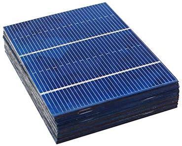 Z.L.FFLZ Mini Solar-Panel Portable Solar-Panel Minisonnensystem DIY Batterieladegerät Solarzelle Sun Power for Telefon 50pcs / Lot
