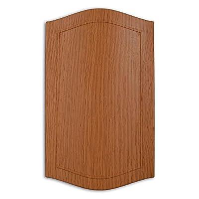 Designer Series Wired/Wireless Doorbell, Brown