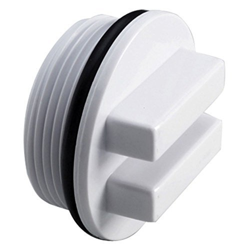 Swimline Threaded Pool Return Line Plug - IG ()