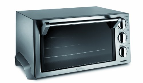 Delonghi Eo1270 6 Slice Convection Toaster Oven Stainless