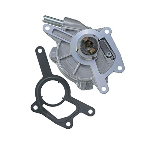 A-Premium Brake Vacuum Pump for Mercedes-Benz W251 W221 W211 X164 W164 R320 R350 S350 E320 E350 GL320 GL350 ML320 ML350