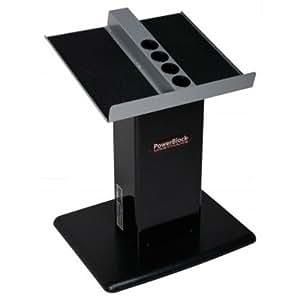 PowerBlock U50 or U90 Column Stand - Black by Power Block: Amazon.es: Deportes y aire libre