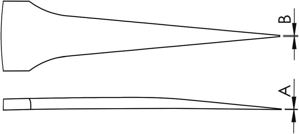 Typ ECOTEC Wetec Pr/äzisions-Mehrzweck-Pinzette 2-SA