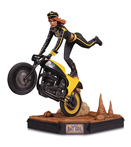 - DC Collectibles Gotham City Garage: Batgirl Resin Statue