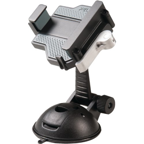 Pelican Ce1010-cm1a-dd0 Progear Vehicle Suction Cup Mount for Vault/Protector Cases - Retail Packaging - Black
