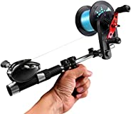 QualyQualy Fishing Line Spooler Winder with Unwinding Function Portable Fishing Line Remover Machine Fishing l