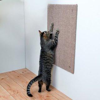 Trixie Aufhängen Kratzbrett für Katzen, 50x 70cm, braun