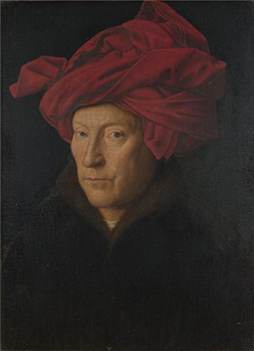 Costumes The Community Dean (Perfect Effect Canvas ,the Replica Art DecorativeCanvas Prints Of Oil Painting 'Jan Van Eyck Portrait Of A Man (Self Portrait) ', 8 X 11 Inch / 20 X 28 Cm)