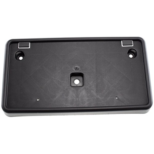 New Front License Plate Bracket For 2004-2010 Jeep Grand Cherokee, Jeep Commander Black 55156796AA CH1068113