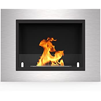 Brilliant Regal Flame Venice 32 Ventless Built In Wall Recessed Bio Ethanol Wall Mounted Fireplace Better Than Electric Fireplaces Gas Logs Fireplace Download Free Architecture Designs Aeocymadebymaigaardcom