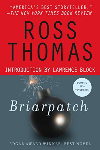 2017 Patch Block - Briarpatch: A Novel