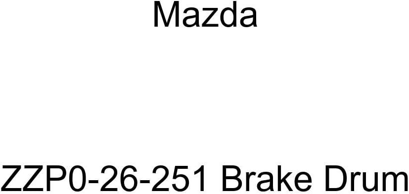 Mazda ZZP0-26-251 Brake Drum