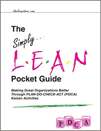 Amazon com: The Simply Lean Pocket Guide - Making Great