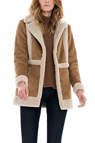 Salsa With Jacket Regular Beige Fur 6xnqr6ZP8