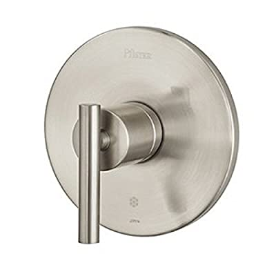 Pfister R891NCC Contempra 1-Handle Tub & Shower Valve Only Trim, Polished Chrome