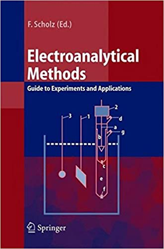 Electroanalytical Methods: Guide to Experiments and Applications