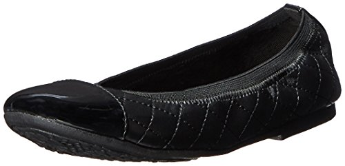 Quilted Ballet Flats Shoes - 6