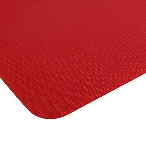 JCHL Mini Desk mat, Plastic Cutting Mat, Non-Toxic, Flexible & Non-Slip by JCHL (Image #1)