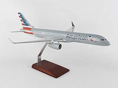 Gemini Display Models 1-100 GDUSA005 1-100 Usairways-American 757-200 Split Livery