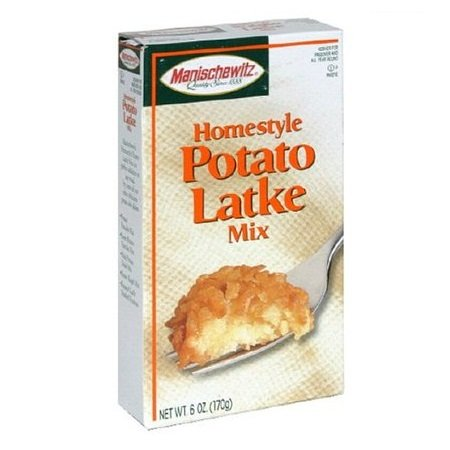 Manischewitz Mix Latke Homestyle Potato, 6 oz