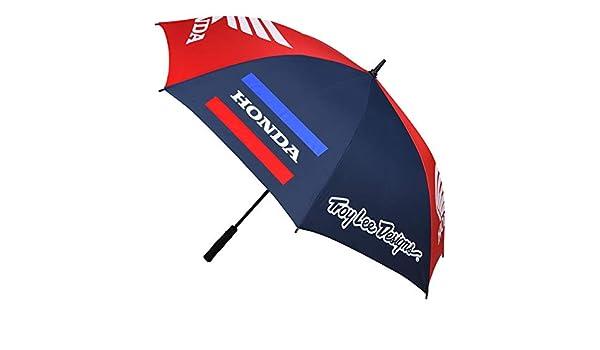 Troy Lee Designs Honda ala paraguas rojo: Amazon.es: Deportes y aire libre