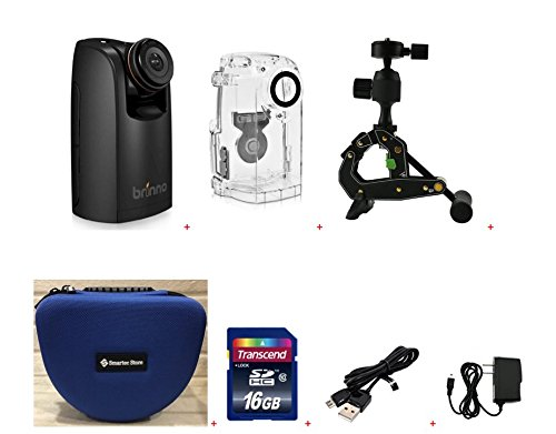 Brinno Construction Time Lapse Camera PRO Bundle BCC200 + Smartec Camera Bag + KIT