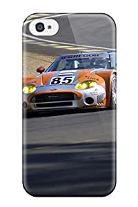 Chentry Iphone 4/4s Well-designed Hard Case Cover Vehicles Car Protector