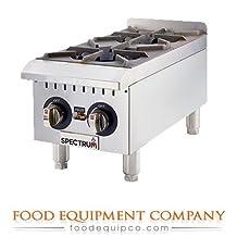 "Winco GHP-2 Spectrum Hot Plate gas countertop 12"""