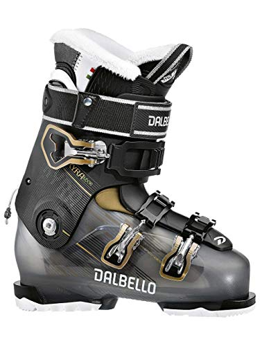 Dalbello Women's Kyra MX 90 Ski Boot 2018 Black 255 (Dalbello Ski Boots Women)