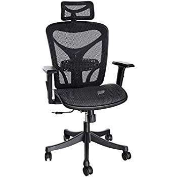 amazon com ancheer ergonomic office chair high back mesh office