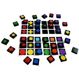 Keeping Busy Match the Shapes Low Vision Edition Dementia and Alzheimer's Engaging Activity for Older Adults (Engaging Activities)