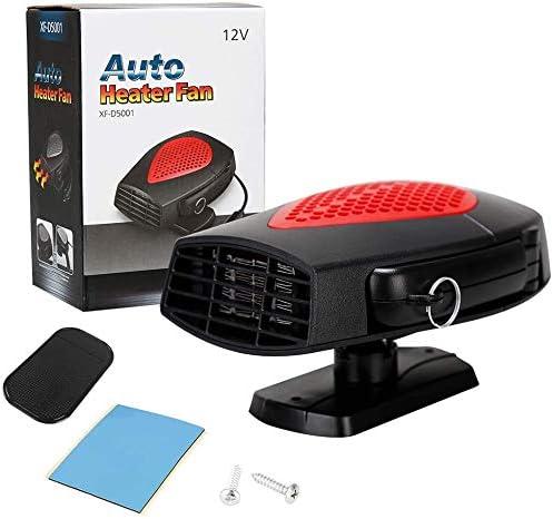 auto heater fan xf-d5001 gets hot plug