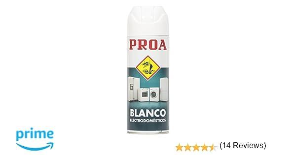 SPRAY Blanco electrodomésticos PROA