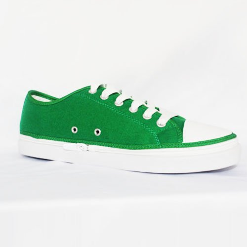 JIUDUIDODO Scarpe da tennis scarpe di tela di canapa degli originali low-top di alta qualit¨¤ del modello di alta qualit¨¤ di alta qualit¨¤ degli SUA, EUR 35