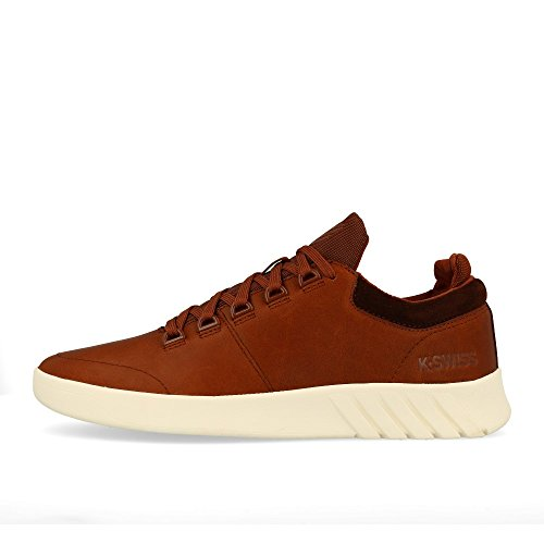 Basses Swiss Chclt Mrshmllw Homme K Trtsshll Aero Trainer Sneakers Marron nIwFv7dS