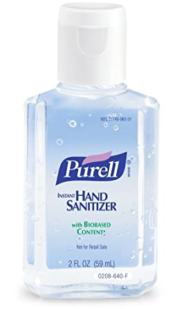 Hand Sanitizer 2 Oz 2 Oz Org