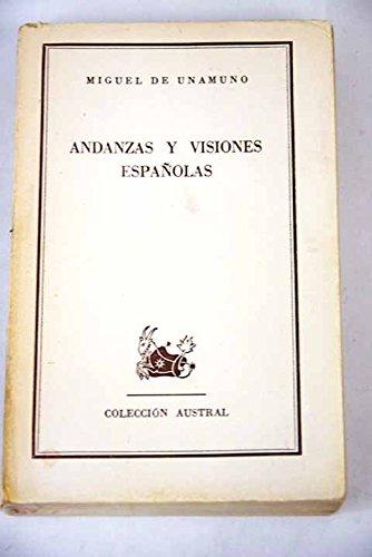 ANDANZAS Y VISIONES ESPAÑOLAS: Amazon.es: Unamuno, Miguel de: Libros