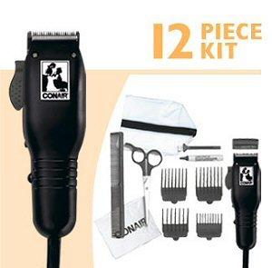 Conair HC102PS Hair Cutting Kit