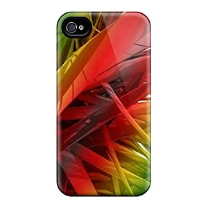 Forever Collectibles 3d Colorful Design Hard Snap-on Iphone 6 Plus Cases