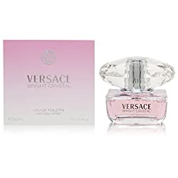 Bright Crystal Eau-de-toillete Spray By Versace