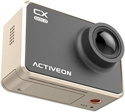 Amazon Com Activeon Cx Gold Action Camera Black Gold Camera Photo