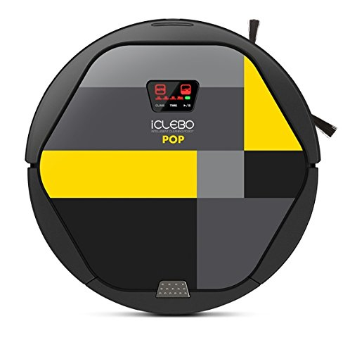 iClebo POP YCR-M05-POP Intelligent Cleaning..