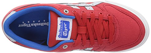 Grey Tiger Soft Unisex Sneaker Onitsuka Aaron Fiery Rosso Red qT8q0wfd