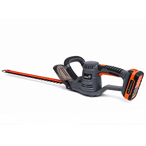 Ivation 20V Cordless Hedge Trimmer